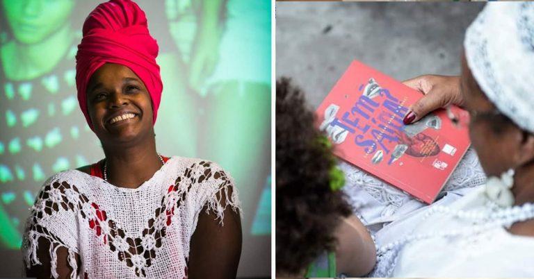"""Ela criou o """"Tinder dos Livros"""" para facilitar o acesso à leitura a pessoas negras 1"""