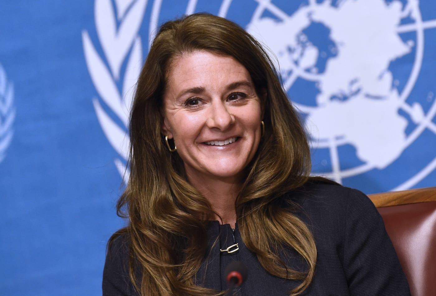 Melinda Gates investe um bilhão combater desigualdade de gênero trabalho