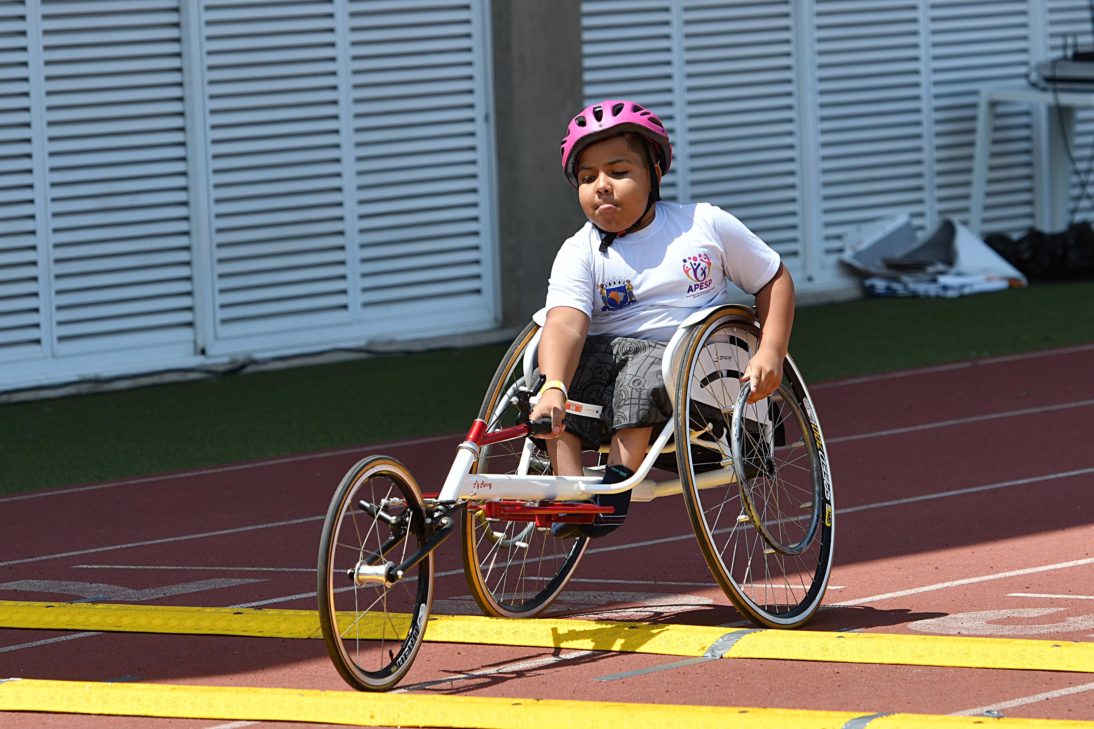Liga Nescau reúne 4 mil alunos com e sem deficiência em competição estudantil 6