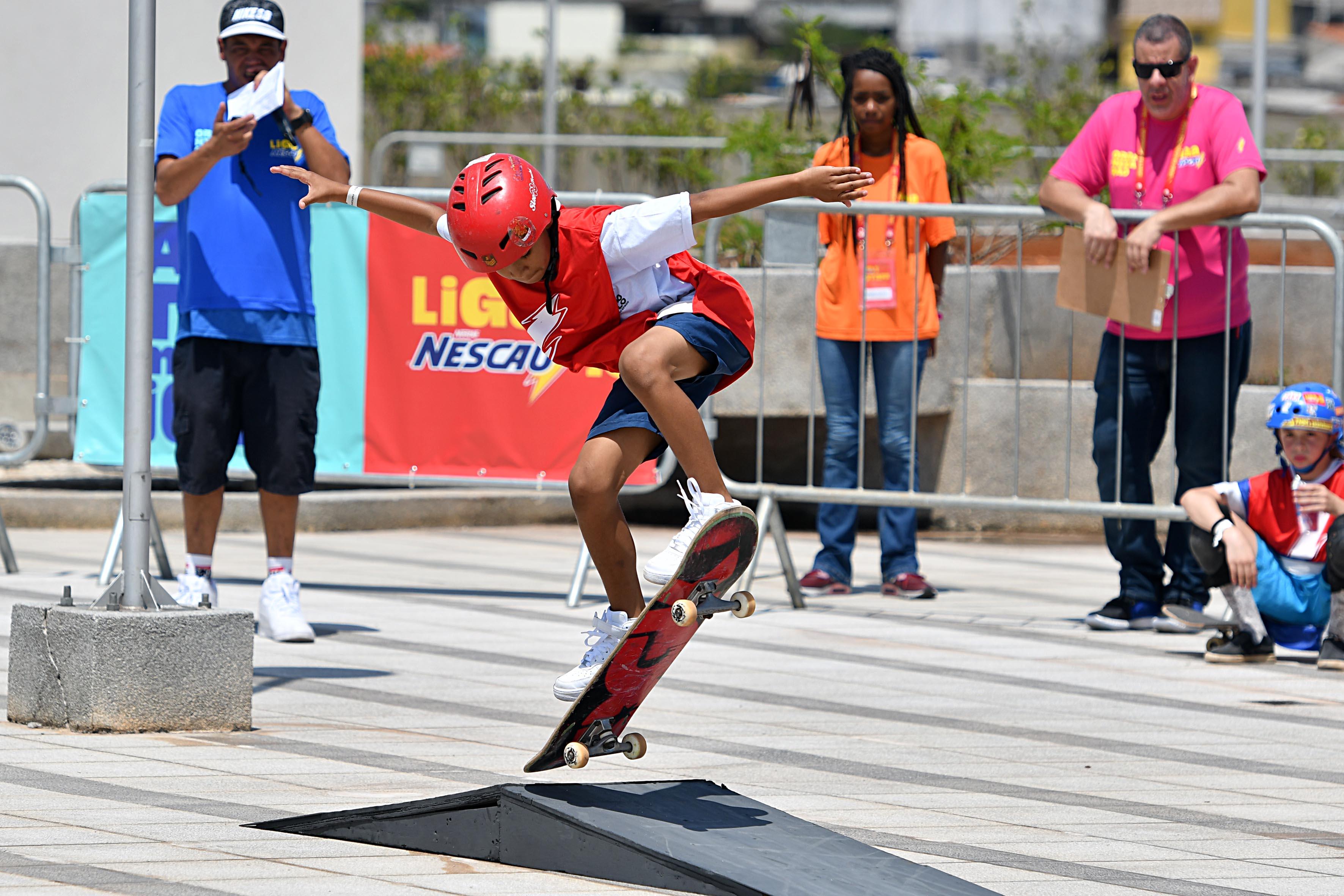 Liga Nescau reúne 4 mil alunos com e sem deficiência em competição estudantil 5