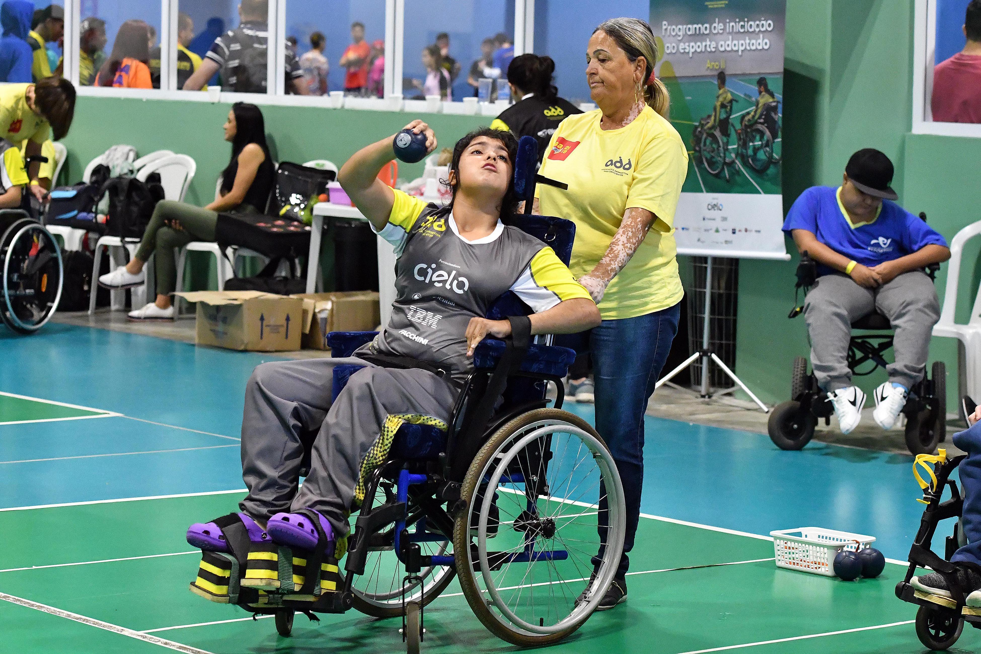 Liga Nescau reúne 4 mil alunos com e sem deficiência em competição estudantil 3