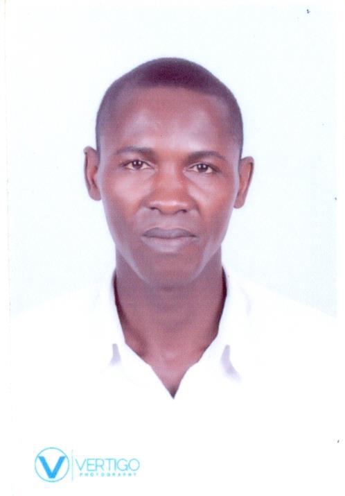 africano do Sudão do Sul refugiado em Uganda