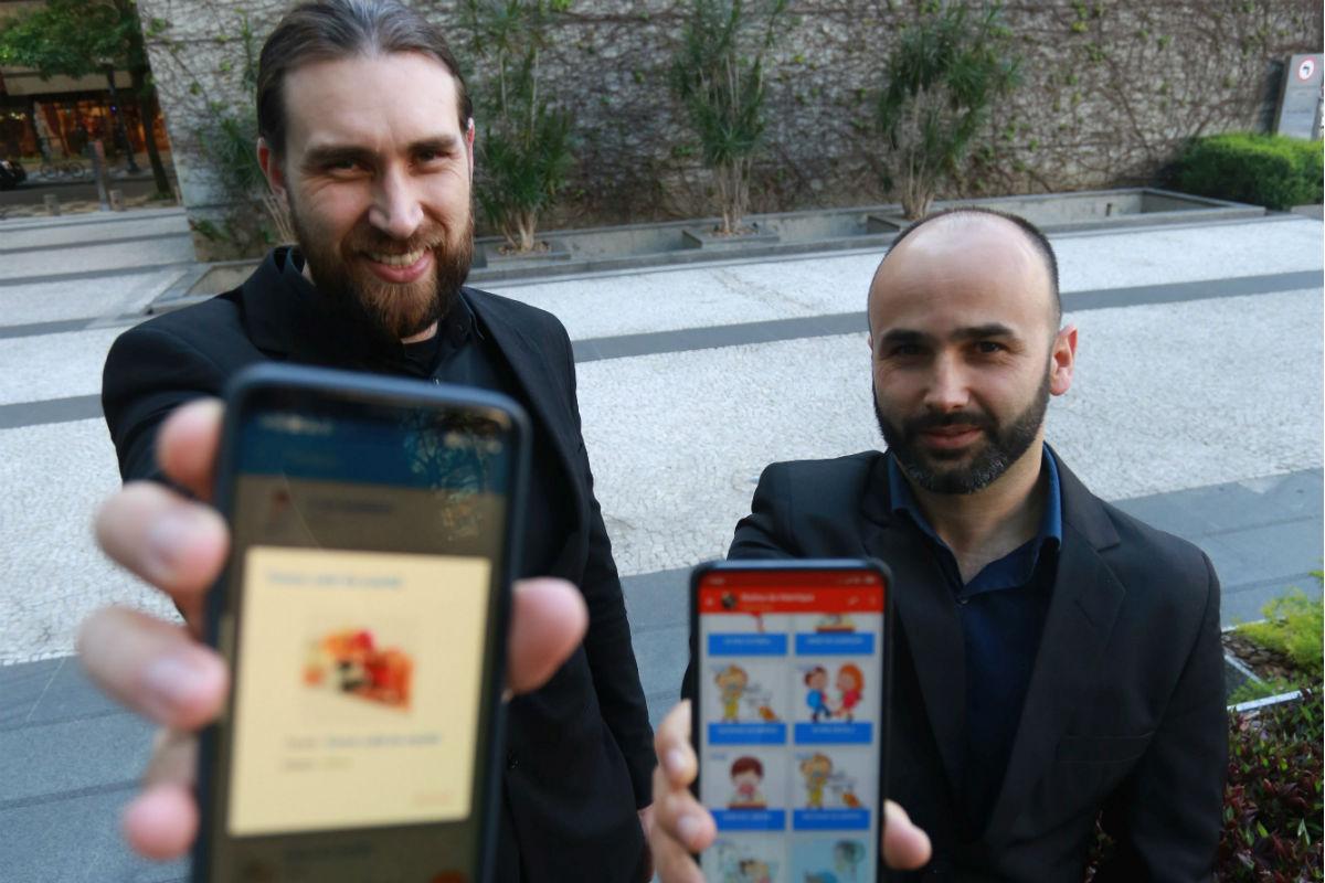 Empreendedores curitibanos criam app que ajuda na rotina de crianças autistas