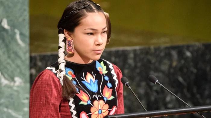outros jovens ativistas do clima Greta Thunberg