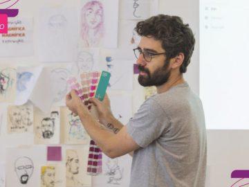 Designer oferece cursos gratuitos para jovens de baixa renda em SP 1