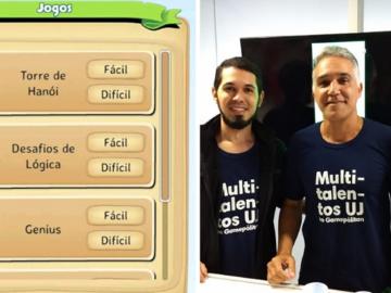 Jovens criam aplicativo infantil para desenvolver o raciocínio lógico das crianças