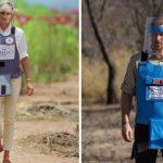 Príncipe Harry refaz visita de Princesa Diana a campo minado na África 10