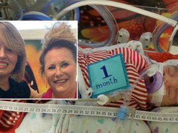 Motorista da Uber acolhe mãe aflita e compra roupas para seu bebê doente 2