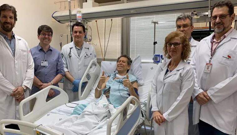 Imagens revelam regressão de câncer em paciente terminal com método 100% brasileiro 1