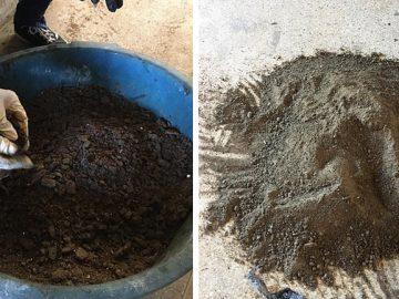 UFBA transforma óleo recolhido nas praias do Nordeste em carvão 2