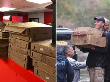 Clube doa 3 mil refeições que seriam vendidas a torcedores após partida ser cancelada 1