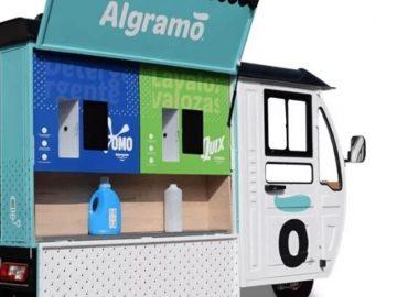 Delivery de sabão recarrega embalagens para evitar lixo