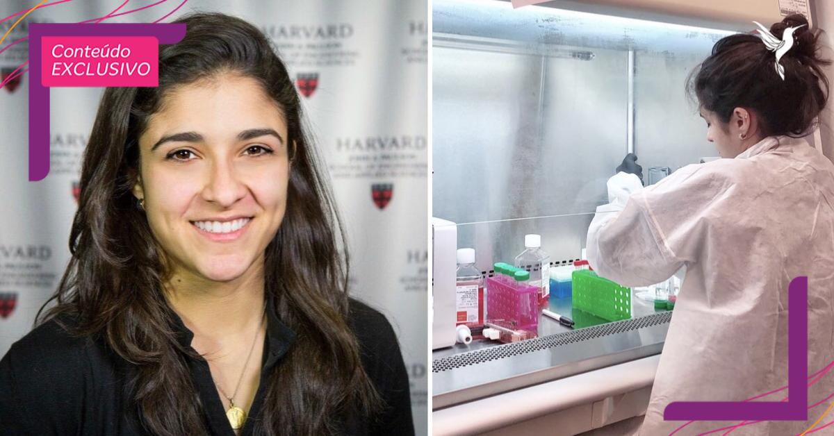 Jovem cientista brasileira desenvolve pesquisa para a construção de órgãos humanos com impressão 3D