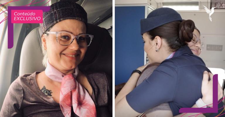 Companhia Azul ajuda mulheres no tratamento do câncer de mama com passagens aéreas gratuitas
