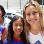 ONG de Fernanda Gentil já beneficiou mais de 2,6 mil crianças e adolescentes em vulnerabilidade 2