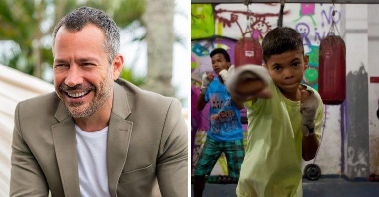 Apoiado por Malvino Salvador, Projeto 'Todos na Luta' vira celeiro de talentos do boxe 2