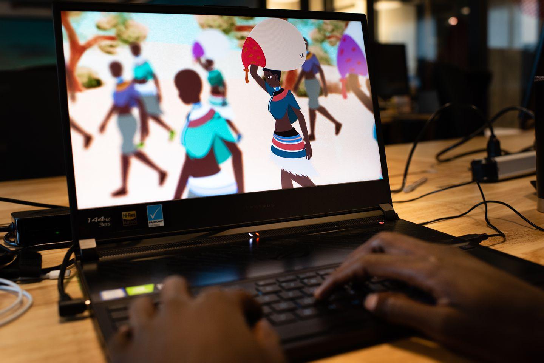 Ex-refugiado que escapou da guerra desenvolve games pela paz 3