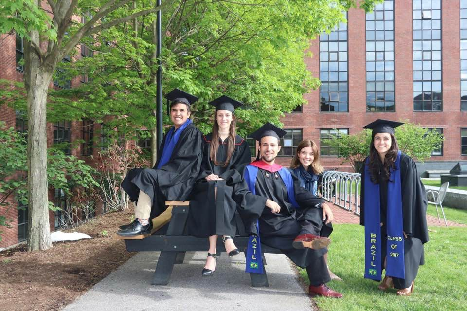 jovem cientista brasileira com formando em bioengenharia pela Harvard