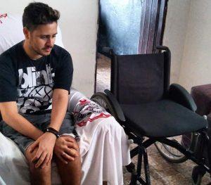 Gay e deficiente: jovem relata superação após acidente e como se redescobriu sexualmente 4