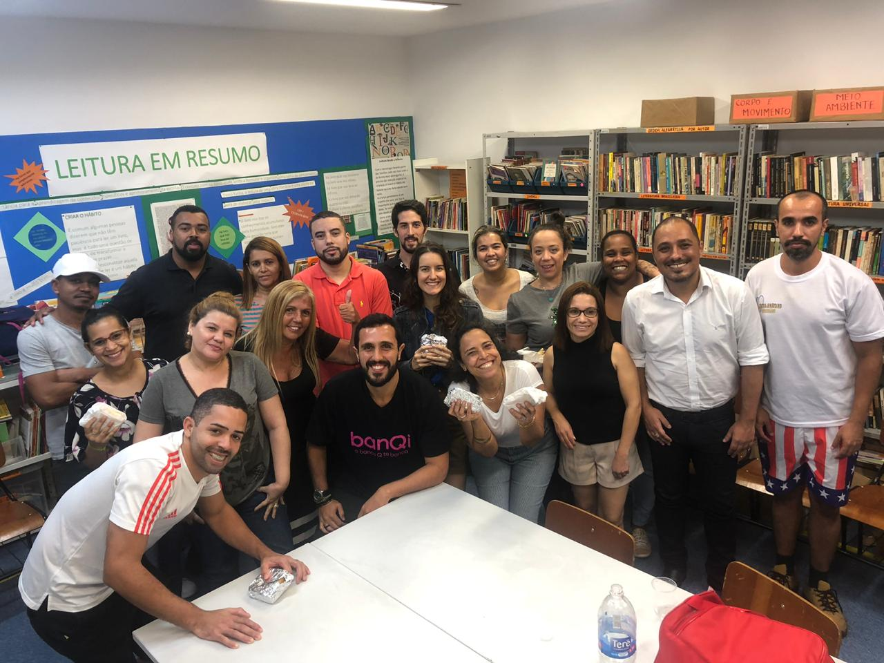 ONG Novos Líderes Empreendedores inicia curso capacitação Rocinha