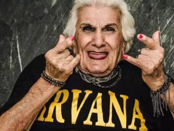 Fotógrafa faz ensaios divertidos com idosos e mostra que envelhecer não é sinônimo de tristeza 1