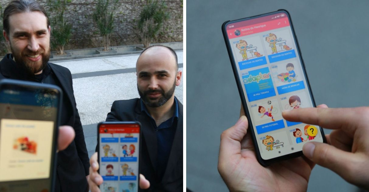 Novo app 100% gratuito auxilia crianças autistas na sua rotina diária 2