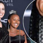 Zahara Jolie-Pitt e Angelina Jolie coleção de joias