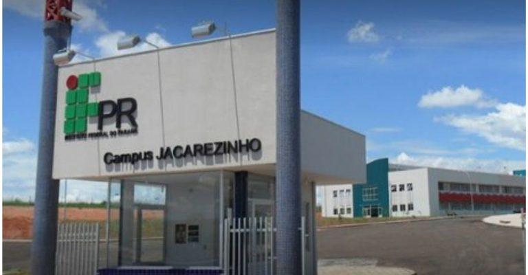 Instituto Federal de Jacarezinho permite que aluno escolha matérias: 'Eles são os protagonistas' 1