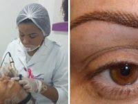 recuperação gratuita sobrancelhas pacientes com câncer
