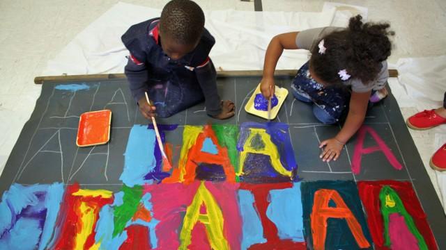 Escola americana inclui artes no ensino das disciplinas e resultados impressionam 1