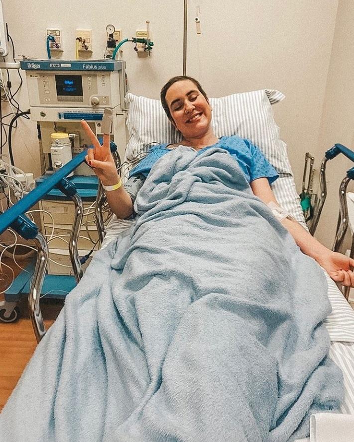 Duda Riedel doador de medula compatível