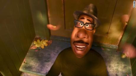 Soul animação da Pixar
