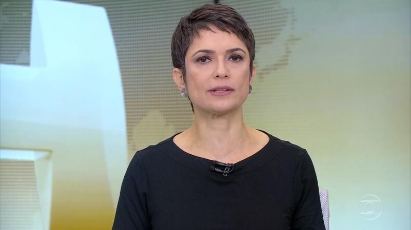 Sandra Annenberg paga estudos filho empregada doméstica