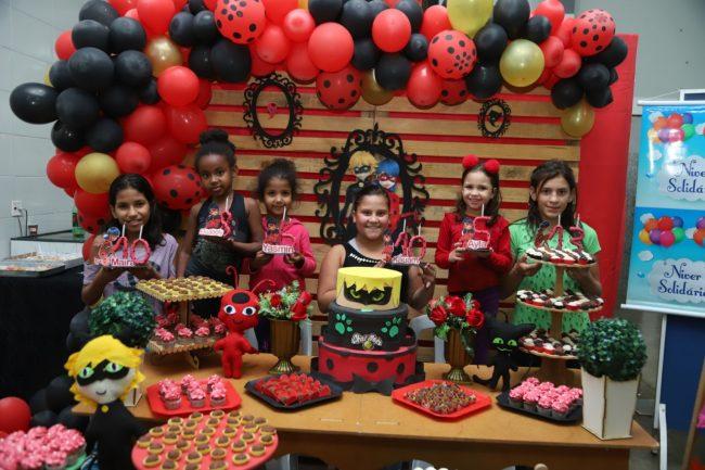 festa aniversário criança carente