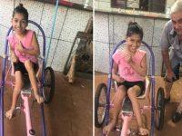 Idoso com câncer internado há meses ganha roda de samba no hospital 6