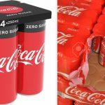 Coca-Cola substitui pack de plástico por de papel em suas latinhas na Europa 13