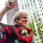 Técnico do Flamengo perdeu pai aos 92 anos e sagrou-se campeão aos 92 min 2