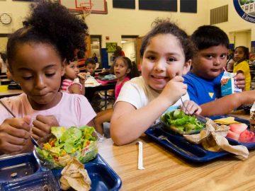 Americano paga dívida de almoço de 400 crianças para voltarem a comer na escola 14
