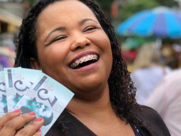 Raquel Motta, conhecida pelo meme dos R$ 3, lança negócio social no Dia da Consciência Negra 13
