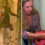 Heroína reencontra coala que salvou de incêndio na Austrália 1