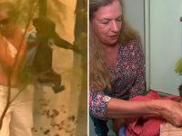 Heroína reencontra coala que salvou de incêndio na Austrália 9