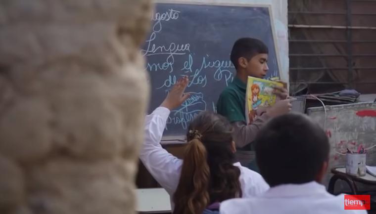 Menino de 12 anos cria sua própria escola 100% gratuita para crianças carentes 1