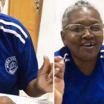 Senhora de 65 anos frequenta escola primária no Paraná para aprender a ler e escrever 5
