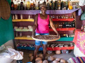 Em Goiás, mulheres quilombolas transformam plantas do Cerrado em remédios e cosméticos 1
