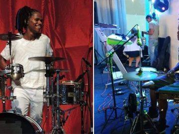 De pupilo a parceiro de Carlinhos Brown: conheça a história do percussionista 'Vampy' 3
