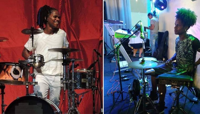 De pupilo a parceiro de Carlinhos Brown: conheça a história do percussionista 'Vampy' 1