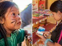 Aldeia de Paraty inaugura 1ª biblioteca indígena do RJ: 'crianças estão adorando' 6