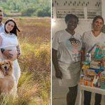 Fotógrafos trocam valor de ensaios por doações para famílias necessitadas no RJ 3