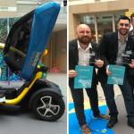 Estudantes brasileiros criam carro elétrico para cadeirantes e ganham prêmio internacional 5