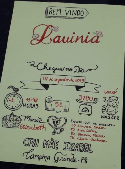 Enfermeiras fazem fichas de bebês à mão com desenhos fofos e muito amor 10
